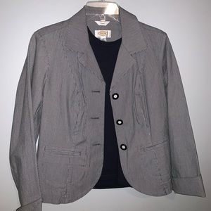 Talbots Petites Blazer with matching T-shirt